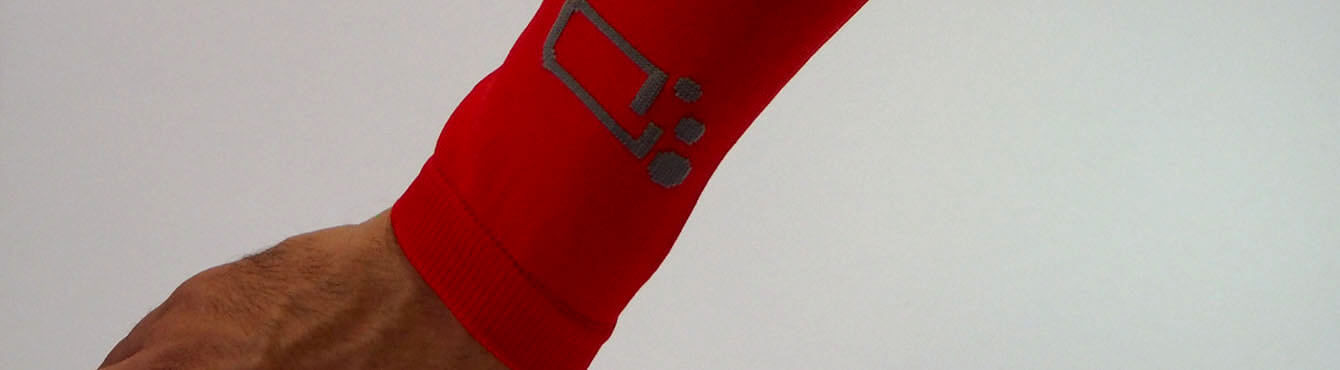 Sale of technical and sports sleeves