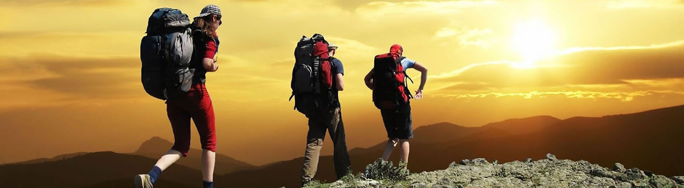 Socks and technical clothing for trekking and mountaineering