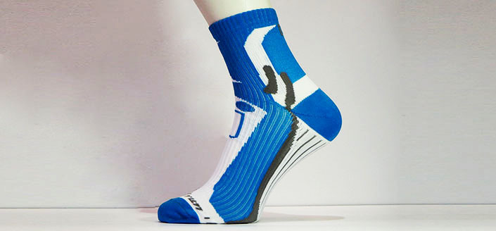 Customization of socks